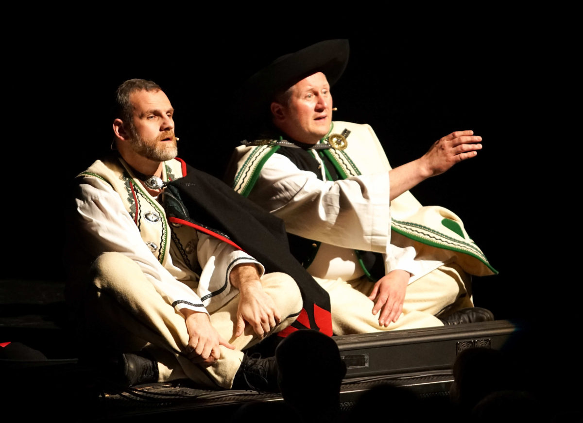 Unikátní muzikál KUBO, aneb Pocta Jozefu Kronerovi uchvátil Prahu i návrhářku Beátu Rajskou!