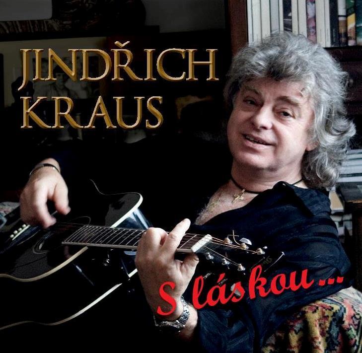 jsme mediálními partnery CD Jindřicha Krause - S láskou