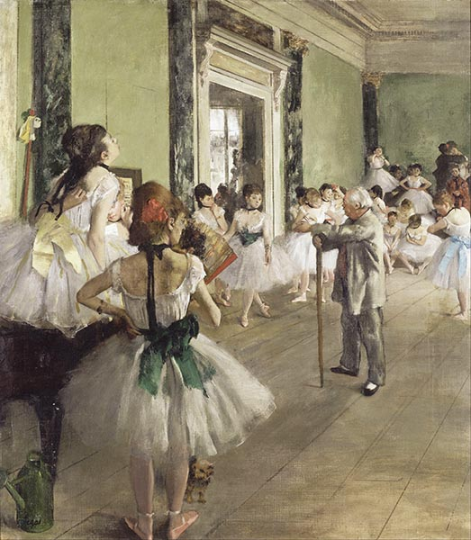 Edgar Degas – Impresionismus