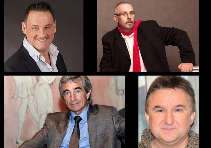 Vzpomínky na Karla Gotta: Jiří Štědroň, Davide Mattioli, Pavel Vohnot a Jaroslav Sypal