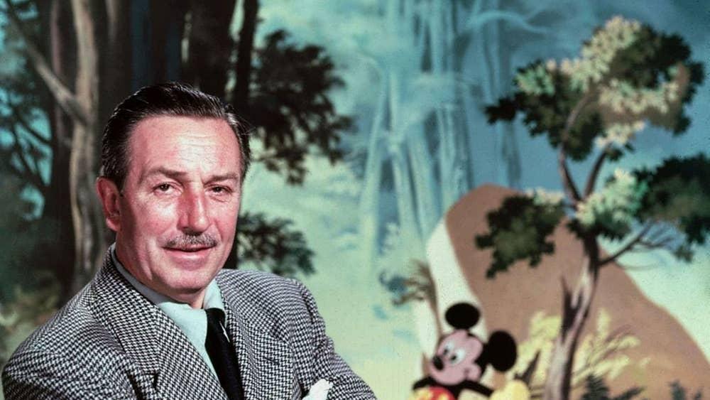 PROSINCOVÁ VÝROČÍ SLAVNÝCH OSOBNOSTÍ – Walt Disney