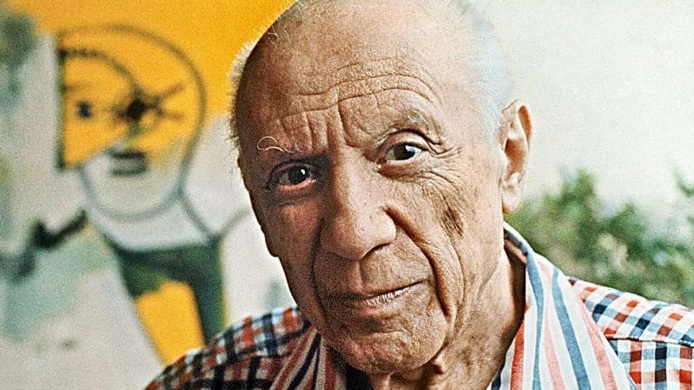 Pablo Picasso – Kubismus
