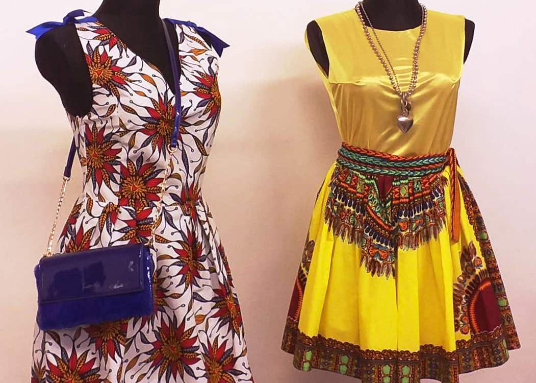 Valentýnská přehlídka oděvní výtvarnice Jany Kohoutové v Art Centrum Botič