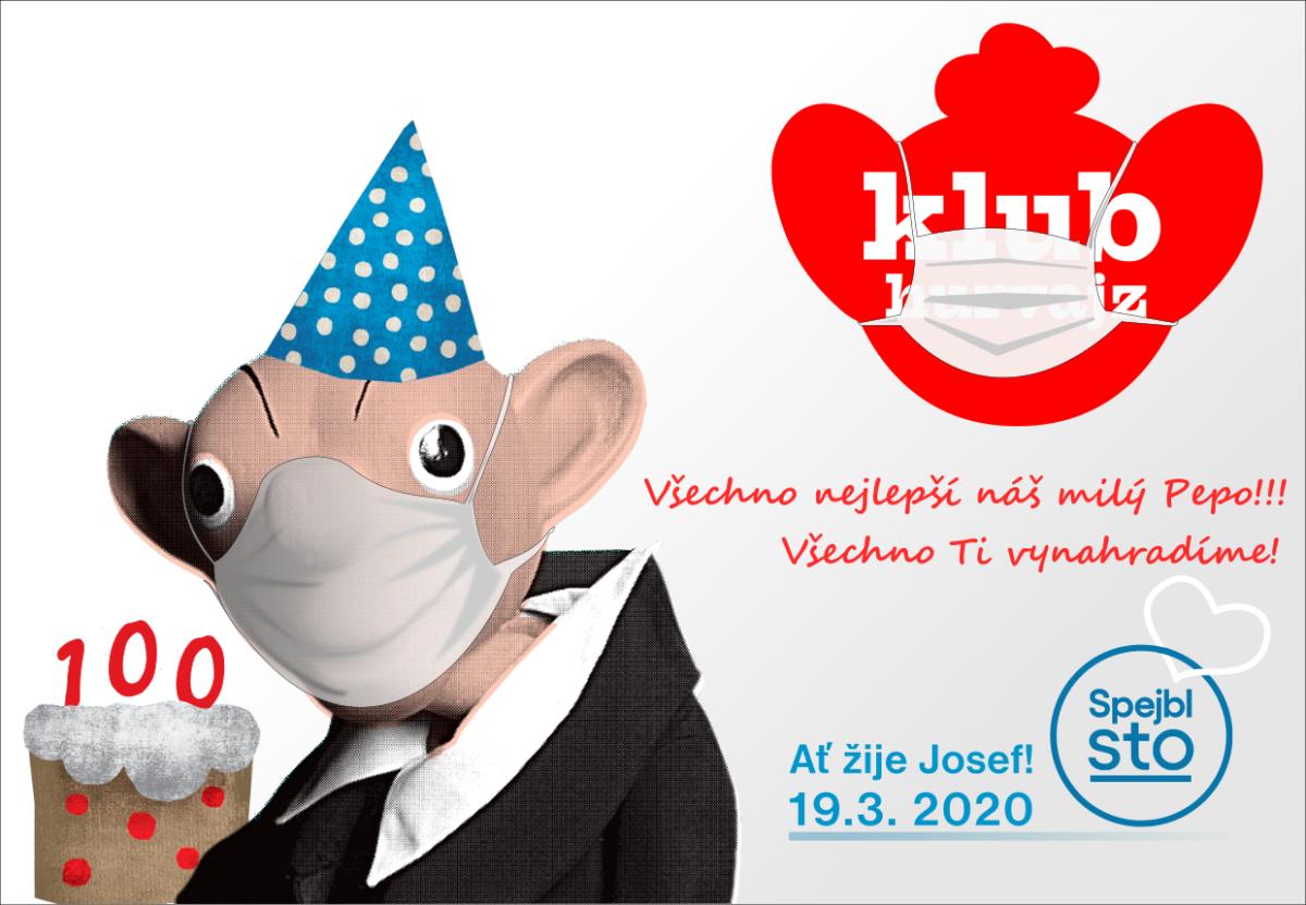 Divadlo Spejbla a Hurvínka připravilo speciální webovou stránku pro děti, pro dobu karantény – Hurvínek je učí i anglicky