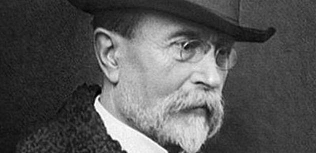Výročí 170 let od narození T. G. Masaryka