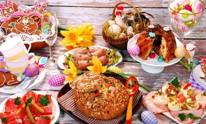 Velikonoční menu – jak by mělo vypadat?