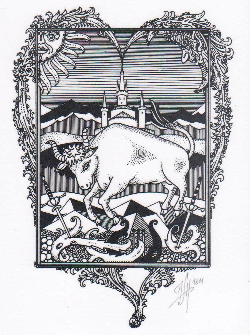 Znamení Býka – Vladimír Hochman