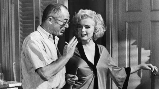 Slavný režisér Billy Wilder: Jaké trable měl s Marilyn Monroe?