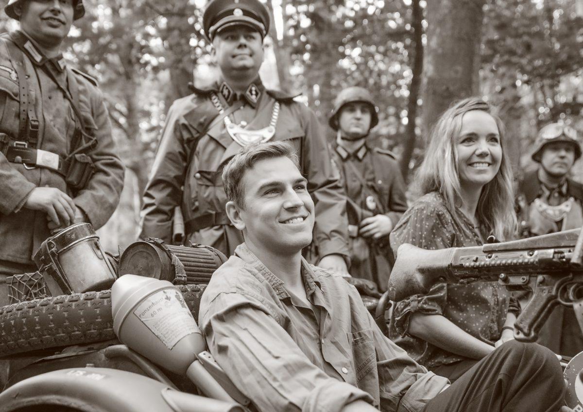 Lucie Vondráčková s Davidem Gránským ve válce? Už to tak vypadá!