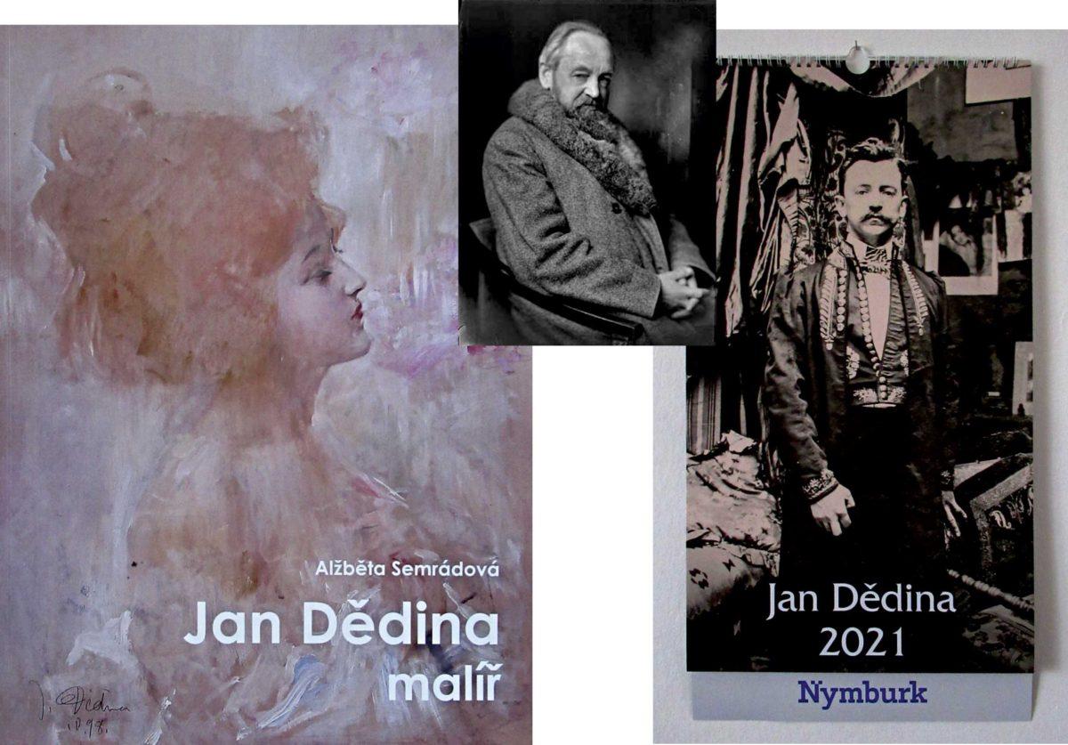 Jan Dědina – malíř