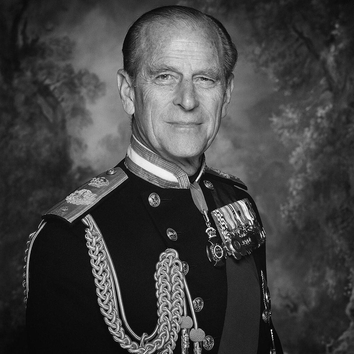 Zemřel Princ Philip ve věku 99 let